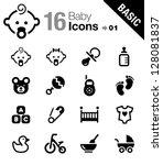 Basic   Baby Icons