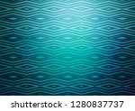 light blue vector texture with... | Shutterstock .eps vector #1280837737