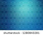 light blue vector background... | Shutterstock .eps vector #1280843281