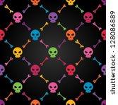 Multicolor Seamless Pattern...