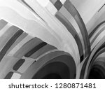 abstract texture. oil  acrylic... | Shutterstock . vector #1280871481