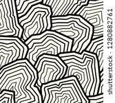 vector seamless pattern.... | Shutterstock .eps vector #1280882761