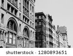 new york city  united states  ... | Shutterstock . vector #1280893651