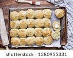 Freshly Baked Buttermilk...