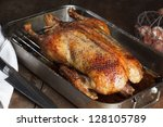 Crispy Roasted Barbery Duck In...