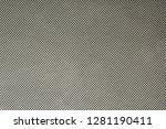 gray canvas texture  delicate...   Shutterstock . vector #1281190411