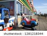 skegness lincolnshire uk....   Shutterstock . vector #1281218344