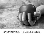 black valentine  hand made by...