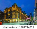 Queen Victoria Building  A...