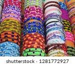 precious objects of flea market ... | Shutterstock . vector #1281772927