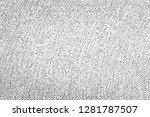 overlay aged grainy messy... | Shutterstock .eps vector #1281787507