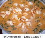 close up of crab curry with... | Shutterstock . vector #1281923014