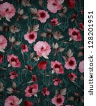 collage with floral images | Shutterstock . vector #128201951