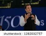 dubai uae 01 11 2019 rahul... | Shutterstock . vector #1282032757