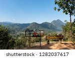 moei  river and mountains in... | Shutterstock . vector #1282037617