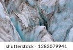 franz josef glacier | Shutterstock . vector #1282079941