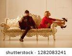 family psychologist.... | Shutterstock . vector #1282083241