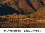 the color of autumn season | Shutterstock . vector #1282099567