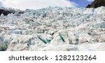 franz josef glacier crampons... | Shutterstock . vector #1282123264