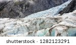 franz josef glacier crampons... | Shutterstock . vector #1282123291