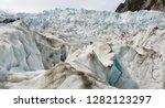 franz josef glacier crampons... | Shutterstock . vector #1282123297