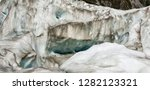 franz josef glacier crampons... | Shutterstock . vector #1282123321