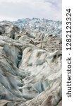 franz josef glacier crampons... | Shutterstock . vector #1282123324