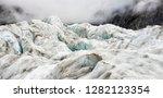 franz josef glacier crampons... | Shutterstock . vector #1282123354