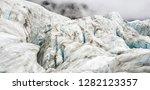 franz josef glacier crampons... | Shutterstock . vector #1282123357