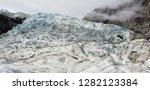franz josef glacier crampons... | Shutterstock . vector #1282123384