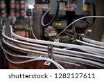 toronto  ontario  canada  ... | Shutterstock . vector #1282127611