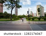 a beautiful square called by...   Shutterstock . vector #1282176067