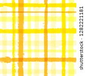 overlaying lines chequered... | Shutterstock .eps vector #1282221181