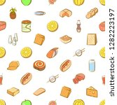 various images set. background... | Shutterstock .eps vector #1282223197