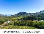 valley of montanas negras.... | Shutterstock . vector #1282232404