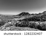 valley of montanas negras.... | Shutterstock . vector #1282232407