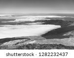 the northern slope and lava... | Shutterstock . vector #1282232437