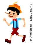 Pinocchio Tale Vectoral...