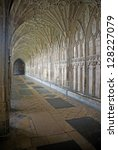 The Famous Cloister In...