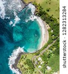 Stunning Aerial View Of Hamoa...