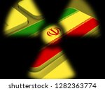 iran nuclear deal negotiation... | Shutterstock . vector #1282363774