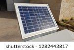 solar panel energy | Shutterstock . vector #1282443817