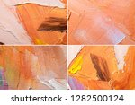 set of abstract backgrounds... | Shutterstock . vector #1282500124