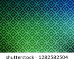 light blue  green vector... | Shutterstock .eps vector #1282582504