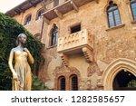 Bronze Statue Of Juliet And...