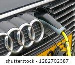 the hague  the netherlands  ...   Shutterstock . vector #1282702387