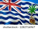 british indian ocean territory... | Shutterstock . vector #1282716967