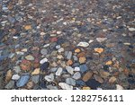 old stone road texture as nice... | Shutterstock . vector #1282756111