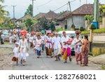 bali  indonesia   february 5 ...   Shutterstock . vector #1282768021