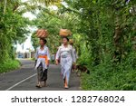 bali  indonesia   february 5 ...   Shutterstock . vector #1282768024